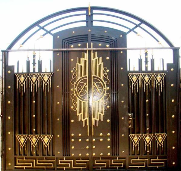 Ворота № в 83