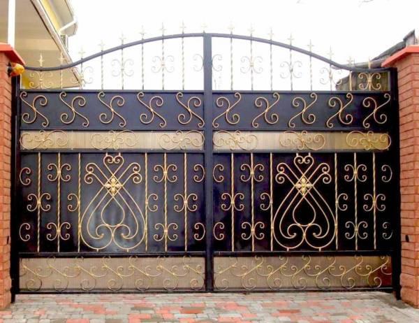 Ворота № в 87
