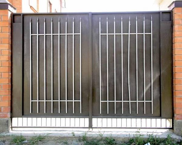 Ворота № в 92