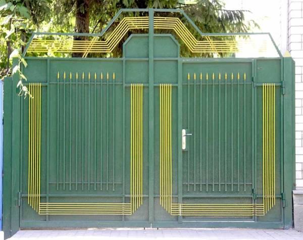 Ворота № в 94