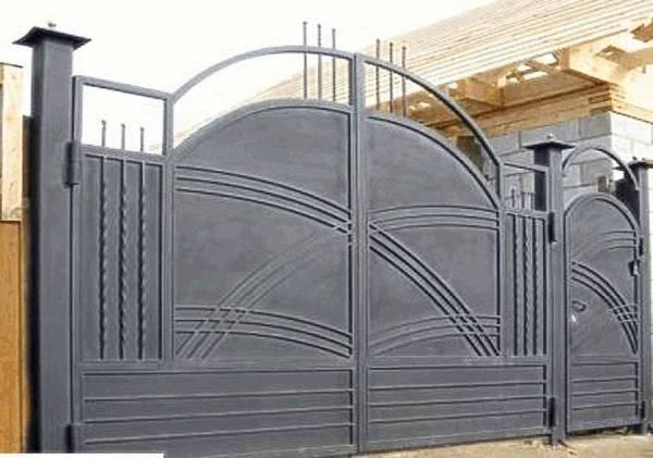 Ворота № в 95