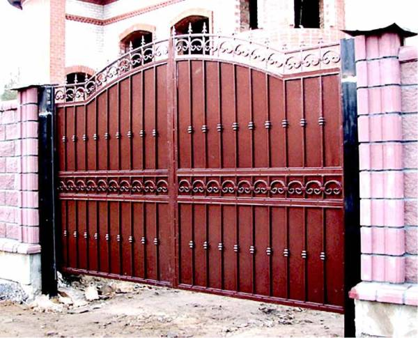 Ворота № в 96