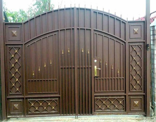 Ворота № в 98
