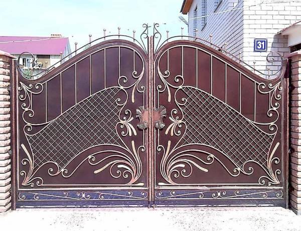 Ворота № в 99