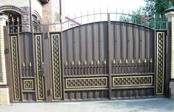Ворота № в 15