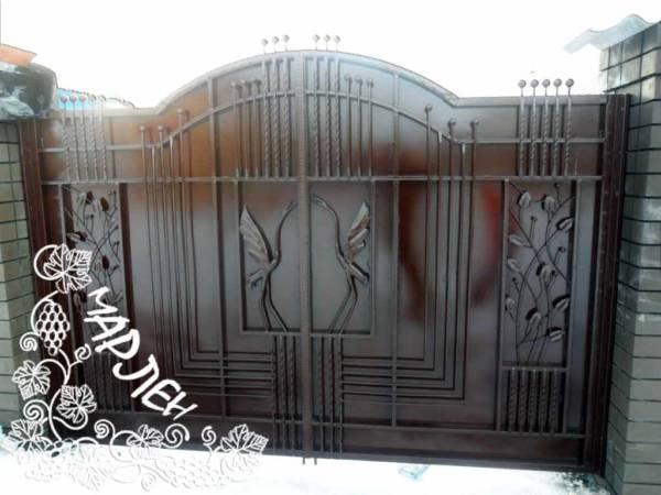 Ворота № 4 (Журавлиная песня)