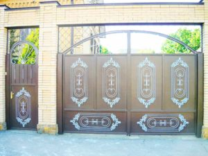 Ворота-12.