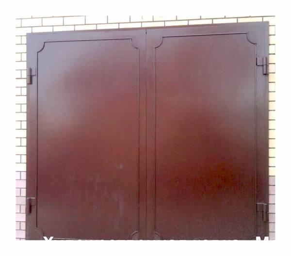 Гаражные ворота гв8