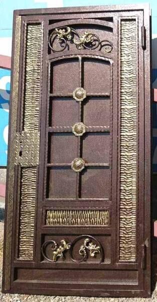 Дверь № д 38