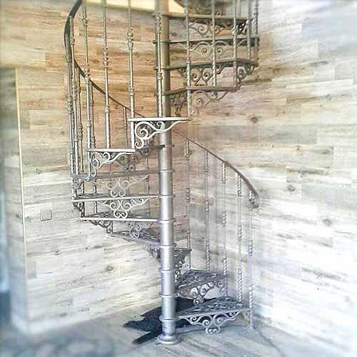 Лестница № лг11