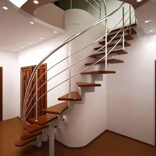 Лестница № лг2