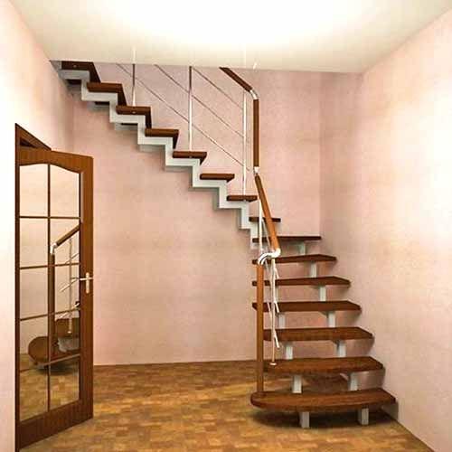 Лестница № лг3