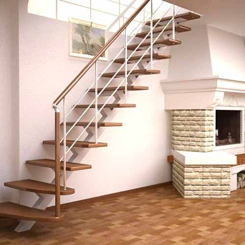 Лестница № лг4