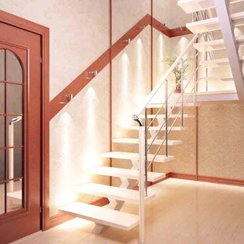 Лестница № лг7
