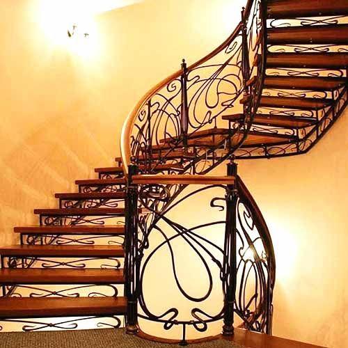 Лестница № лг8