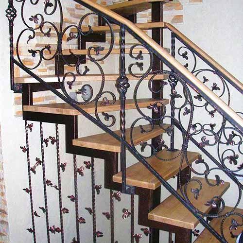 Лестница № лг9