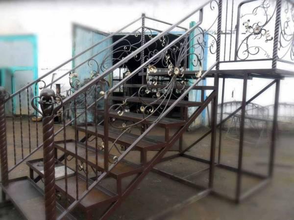 Лестница № л1 (Лань)