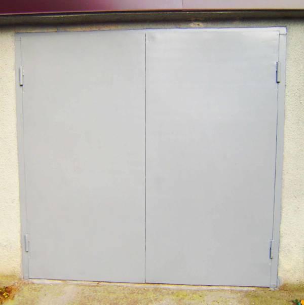 Ворота гаражные № вг 11