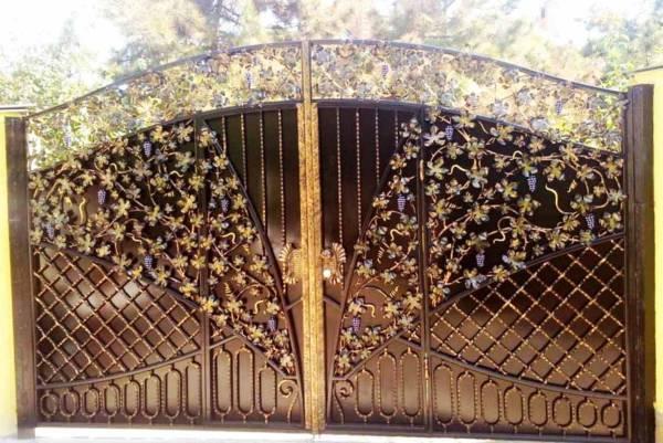 Ворота № в 38