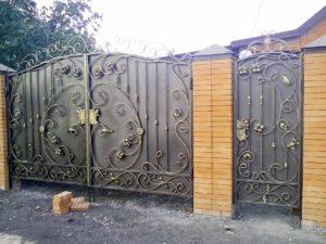 ворота № в8