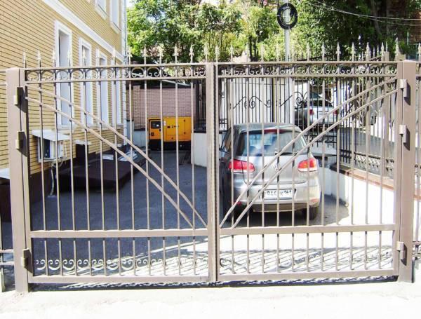 Ворота № в10