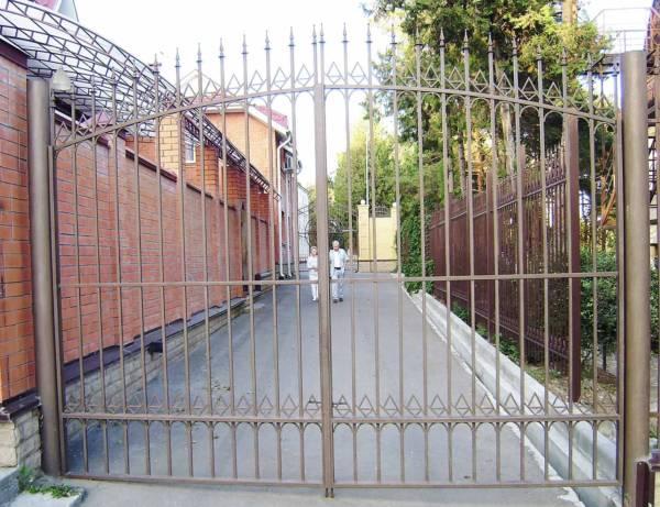 ворота № в 7