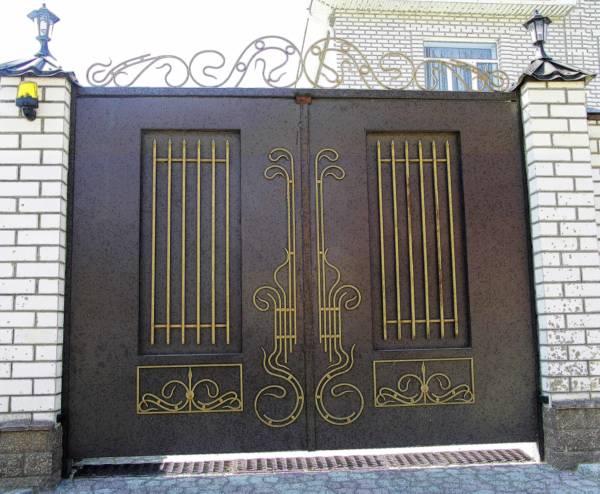 Ворота № В2 (Алладин)