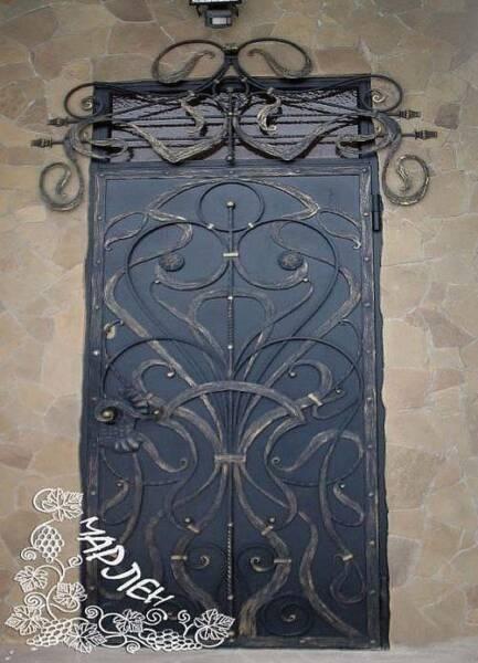Дверь № 4 (Царица нила)