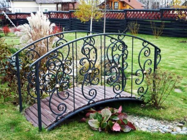 Мостик садовый № м1