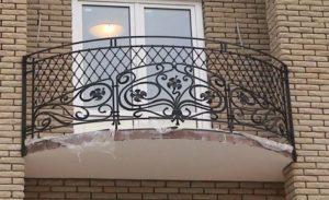 Балконное ограждение 4