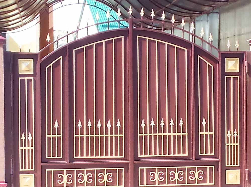 ворота ессентуки
