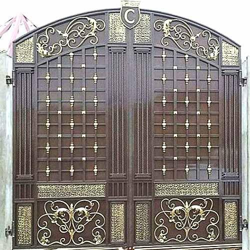 Ворота № вг14