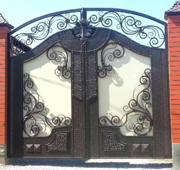 Ворота № в 125