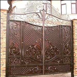 Ворота № в 126