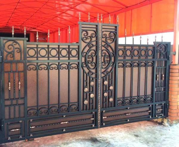 Ворота № в 127