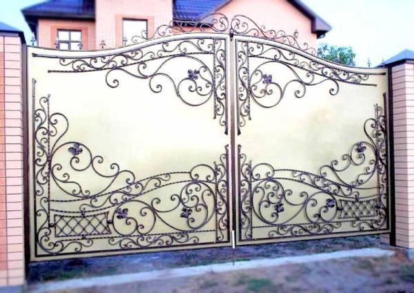 Ворота № в 128