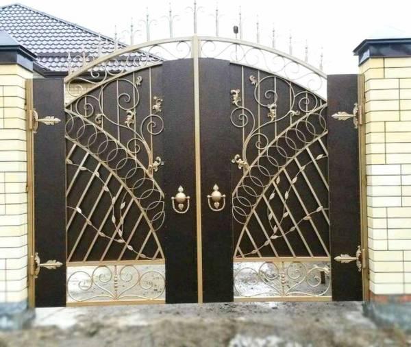 Ворота № в 130