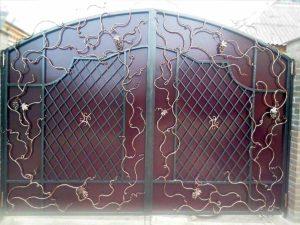 Ворота № в 133