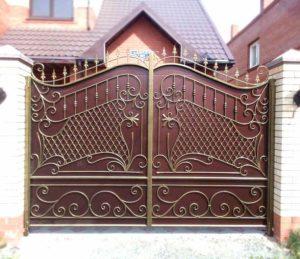 Ворота № в 134