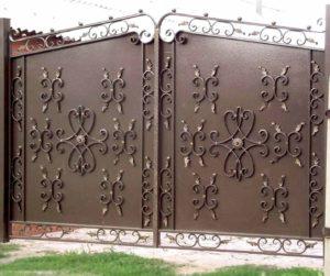 Ворота № в 135