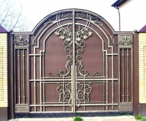 Ворота № в 138
