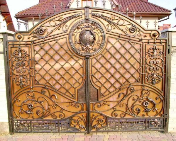 Ворота № в 140(Цезарь)