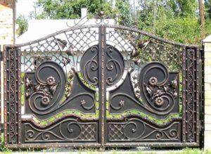 Ворота № в 141