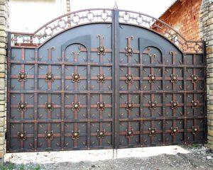 Ворота № в 142