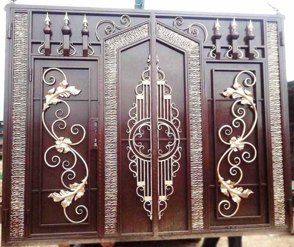 Ворота № в 143(Крепость)