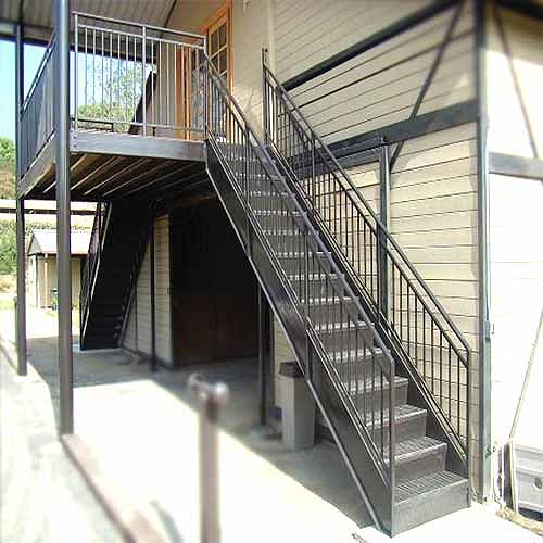 Лестница № лг14