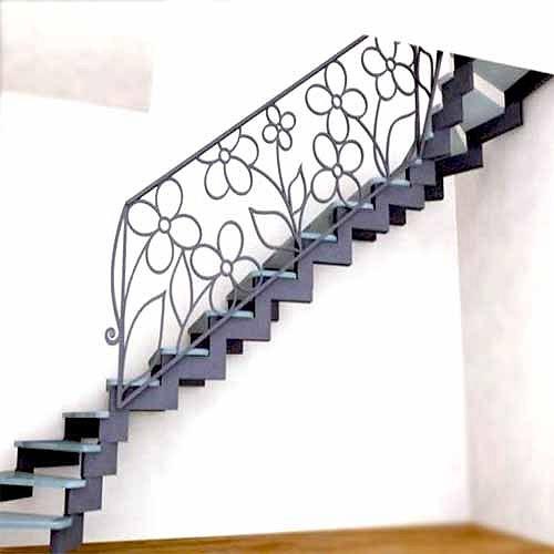 Лестница № лг15