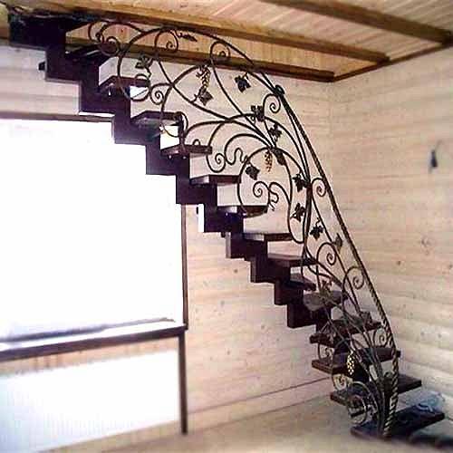 Лестница № лг17