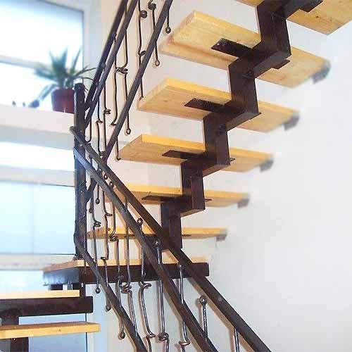Лестница № лг18