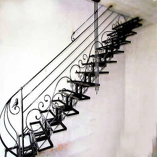 Лестница № лг19